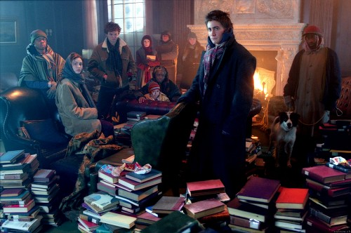 Day After Tomorrow-library-apocalypse
